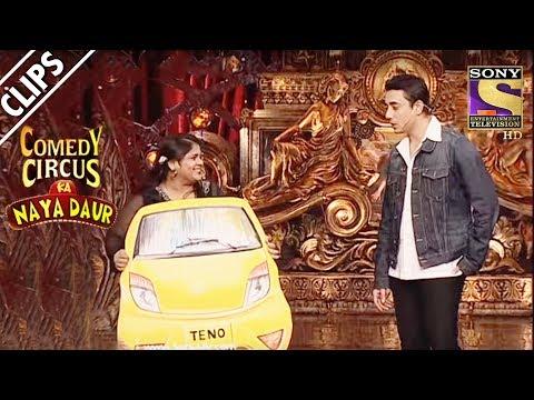 RJ Mantra Plays Irr Khan  Comedy Circus Ka Naya Daur