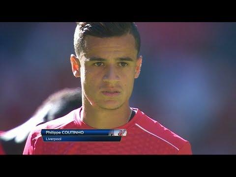 Лионель Месси (Барселона) - Ливерпуль 0-4 - Обзор Матча Международного Кубка Чемпионов 06/08/2016 HD