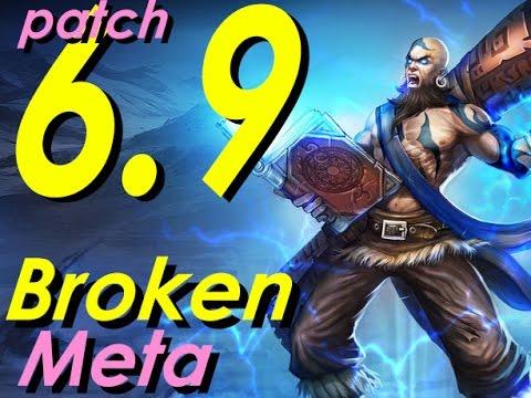 PATCH 6.9 IS COMPLETELY BROKEN [League Of Legends]