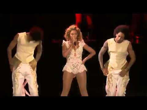Beyonce and Les twins live new 2k14