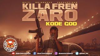 Kodegod - Killa Fren Zaro [Audio Visualizer]