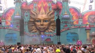 Derrick May at Tomorrowland 2012