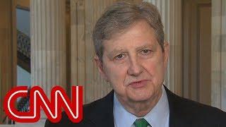 GOP Sen. John Kennedy compares Putin to a shark