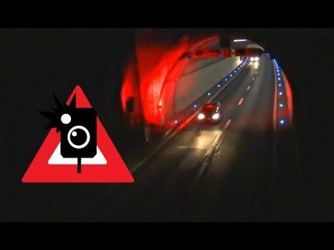 Night Speed Camera Flashes - Weekend Party Blitz courtesy of Kantons Polizei Zurich