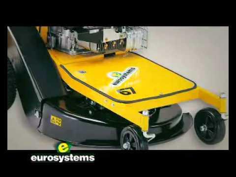 Tondeuse thermique tract e professionnelle pro 67 b s eurosystems youtube - Tondeuse thermique professionnelle ...