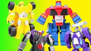 Transformers Rescue Bots Toys Adventure Mystery of Morbots Magic Lamp
