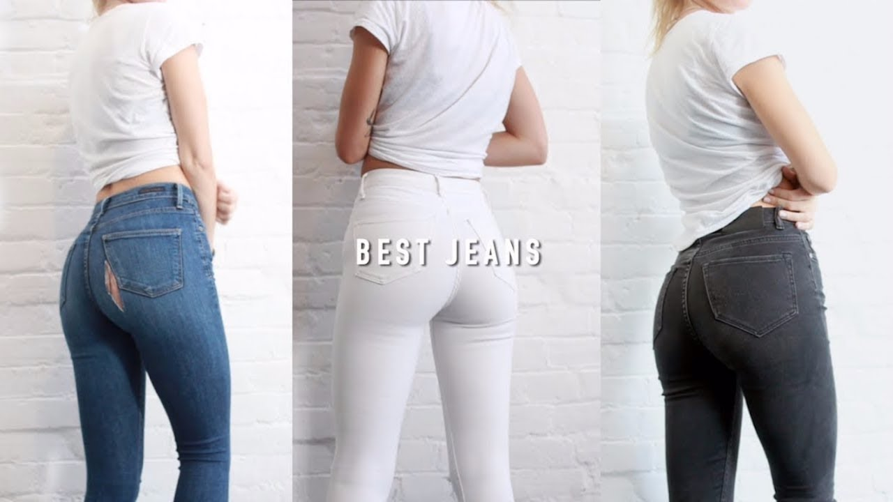 245b206e290 JEANS TO MAKE YOUR BUM LOOK GOOD - YouTube