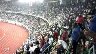 WORLD CUP QUALIFIER: NIGERIA vs ALGERIA