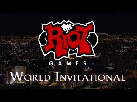 League of Legends - Riot World Invitational
