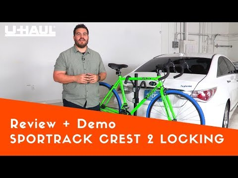 Sportrack Crest 2 Locking Rack Review And Demo