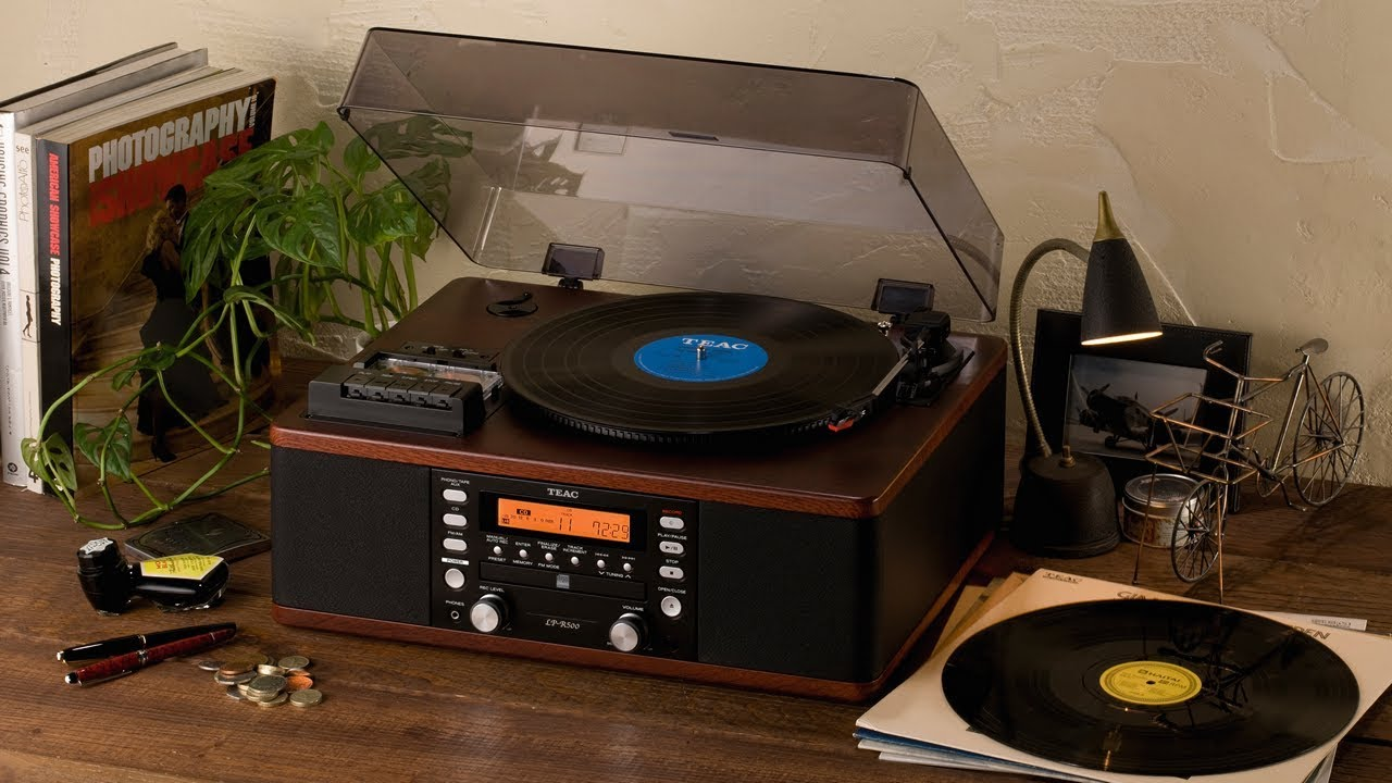Teac LP-R550USB Turntable