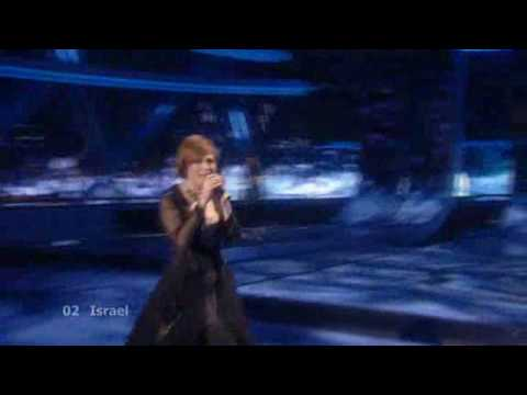 Eurovision 2009 Final - Israel - Noa & Mira Awad - There Must Be Another Way