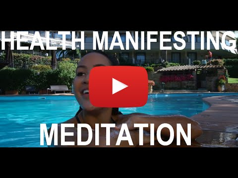 Living Affirmations - Manifest Health and Vitality