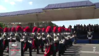 2 giugno 2014 Festa della Repubblica, ai Fori imperiali la tradizionale parata militare