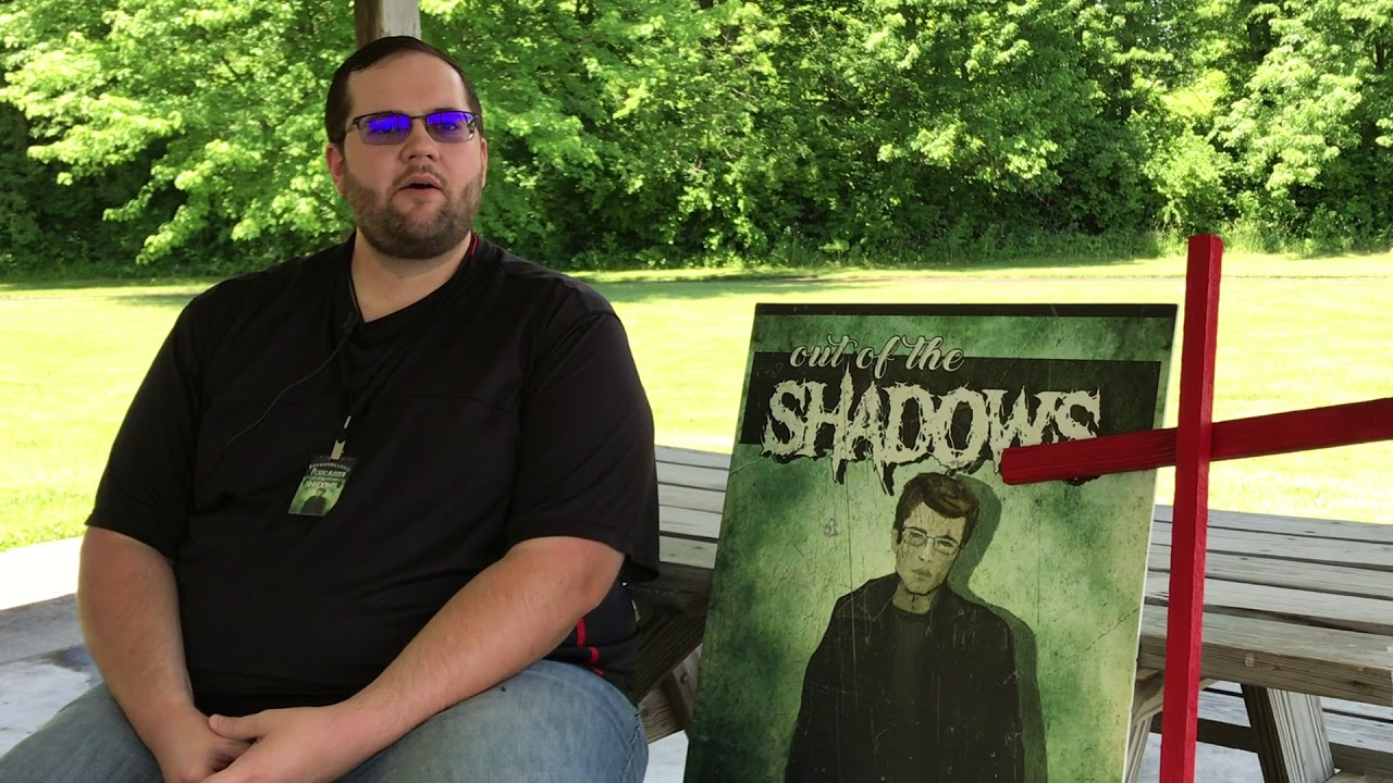 Shane Waters, Episode 1: Out of the Shadows and into podcasting
