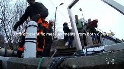 Arctic Diving Research in Ojamo mine