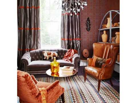 Burnt Orange And Brown Living Room Property burnt orange and brown living room ideas  youtube