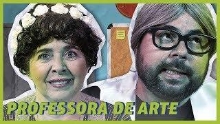 Desabafo de um professor - 2ª temporada - Episódio: Professora de Arte
