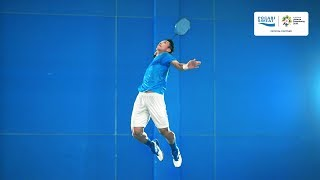 POCARI SWEAT - JONATAN CHRISTIE ASIAN GAMES 2018