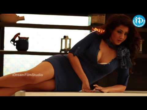 Aindrita Ray Latest Hot Photo Shoot Video For CCL Calendar HD