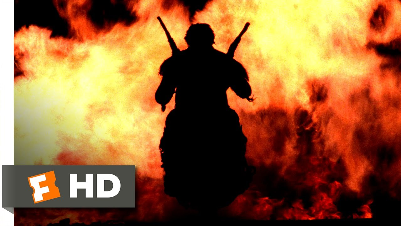 Download Raising Arizona (2/5) Movie CLIP - A Vision From Hell (1987) HD