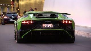 Supercar Accelerations LOUD! GT-R R35, Liberty Walk M4, R8 V10, 488 GTB & More!