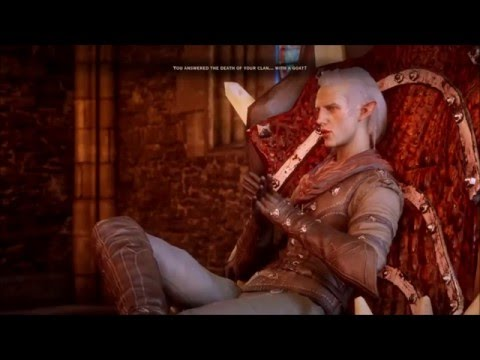 Dragon Age: Inquisition - Funny Moments
