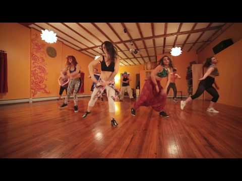 Dancehall Hip Hop Class at Hustle and Flow in Portland Maine