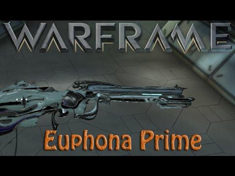 Warframe - Euphona Prime Accident