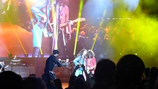 Aerosmith - Chip Away The Stone - Wantagh 07-10-2014