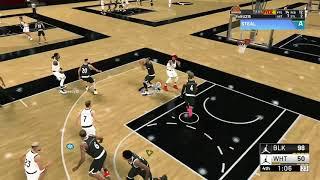 Jordan rec dunk of the game nba2k19