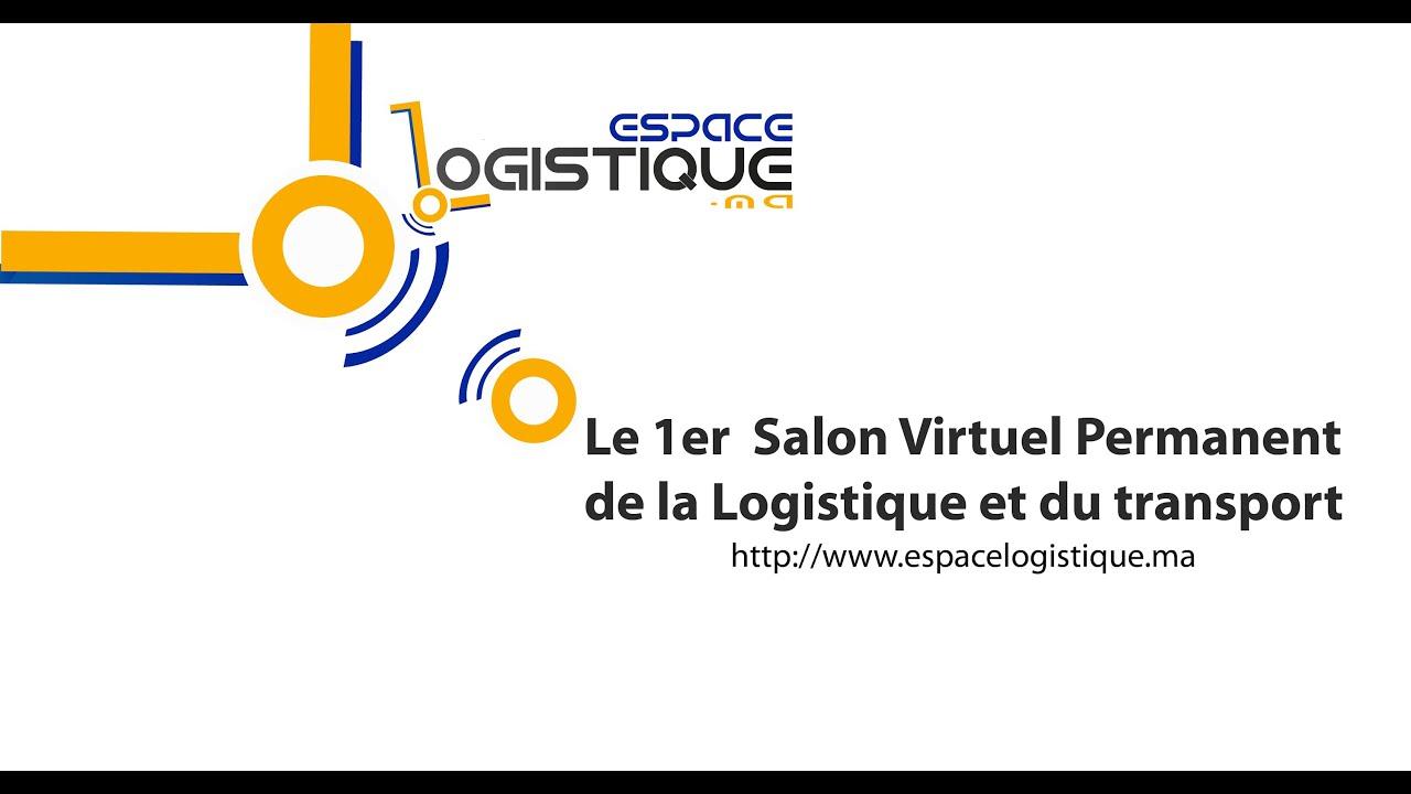 Le salon virtuel de la logistique et du transport youtube for Salon logistique
