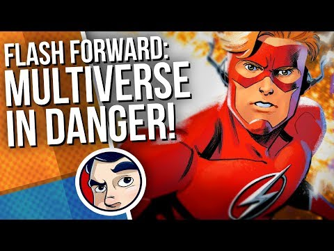 "Flash Forward ""Wally West's Fate & President Superman"""