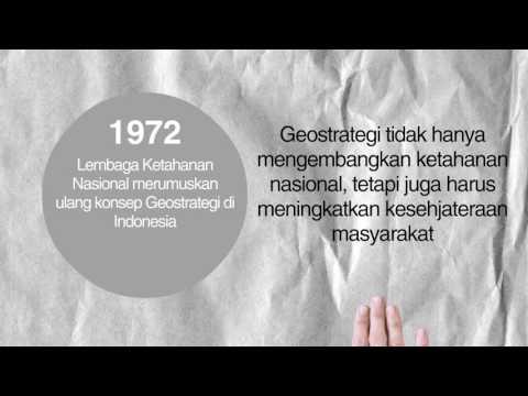 Geostrategi di Indonesia
