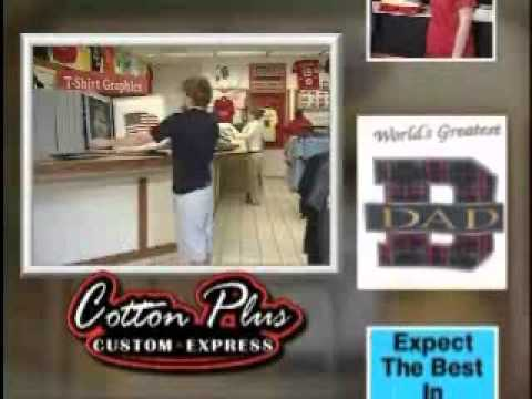 Cotton Plus Custom Express Best Bets