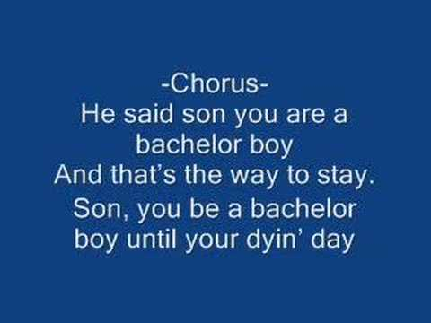Cliff Richard - Bachelor Boy With Lyrics - YouTube