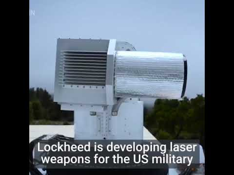 Is there a connection between LOCKHEED MARTIN & CALIFORNIA WILDFIRES