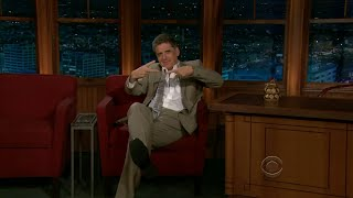 Late Late Show with Craig Ferguson 2/18/2011  D J  Qualls, Lily Tomlin