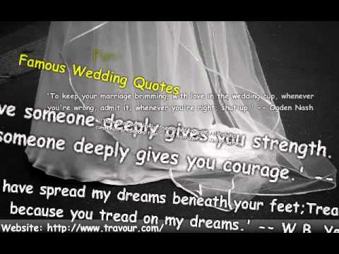 Top Wedding Quotes Avi