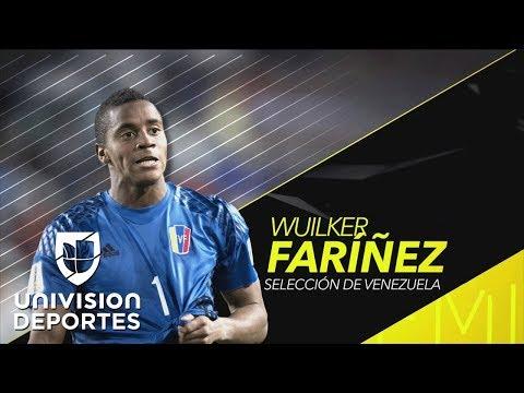 Revelación del Año: Wuilker Fariñez, Selección de Venezuela | Premios Univision Deportes