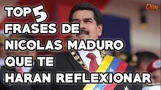 Video 6 frases de Nicolas Maduro que te harán reflexionar😱😱 download MP3, 3GP, MP4, WEBM, AVI, FLV Mei 2018