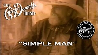 Watch Charlie Daniels Simple Man video