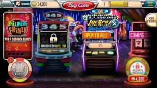 Old Slots - Downtown Vegas Slots [Gameplay, Android]