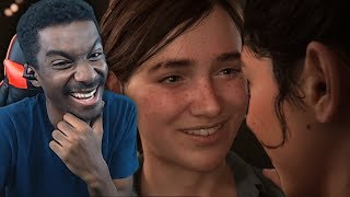 The Last Of Us 2 Walkthrough Gameplay Part 1 (E3 2018 Trailer Live Reaction)