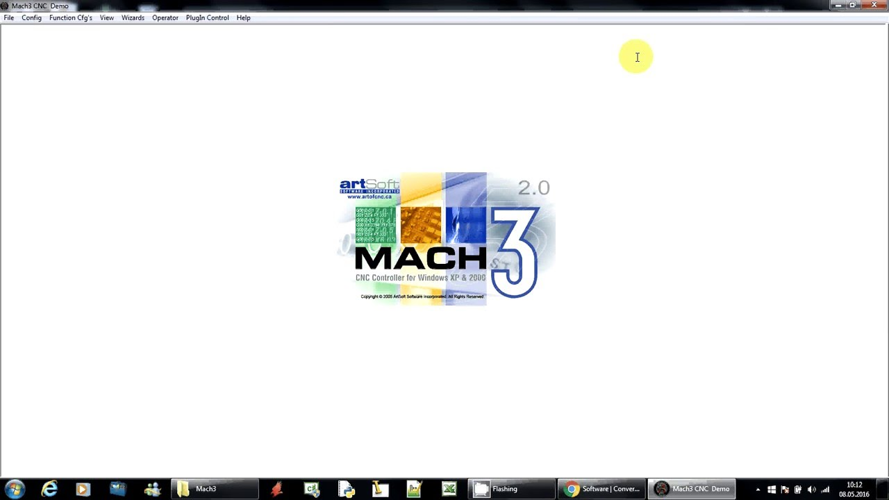 Software   Converting a CNC Machine to a 3D Printer