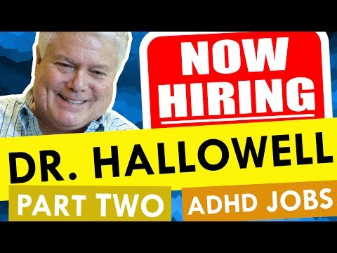 How to Grab the Best Job for an ADHD Brain!