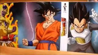 Dragon Ball Z: La Resurrección de F - Unboxing de las ediciones domésticas