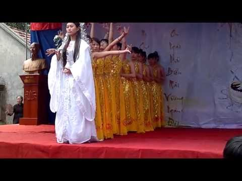 múa Mẹ Từ Bi chùa Ngọc Tân