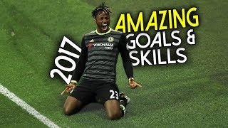 Michy Batshuayi - Chelsea39s Beast - Amazing Goals amp Skills 2017  HD