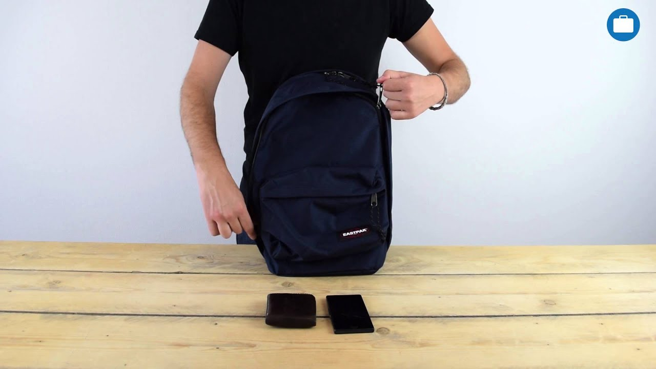 66a0fc3f73d EASTPAK Back to Work - BagageOnline.nl - YouTube